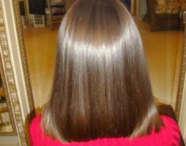 """Японское ламинирование """"Маникюр для волос"""" фото"""